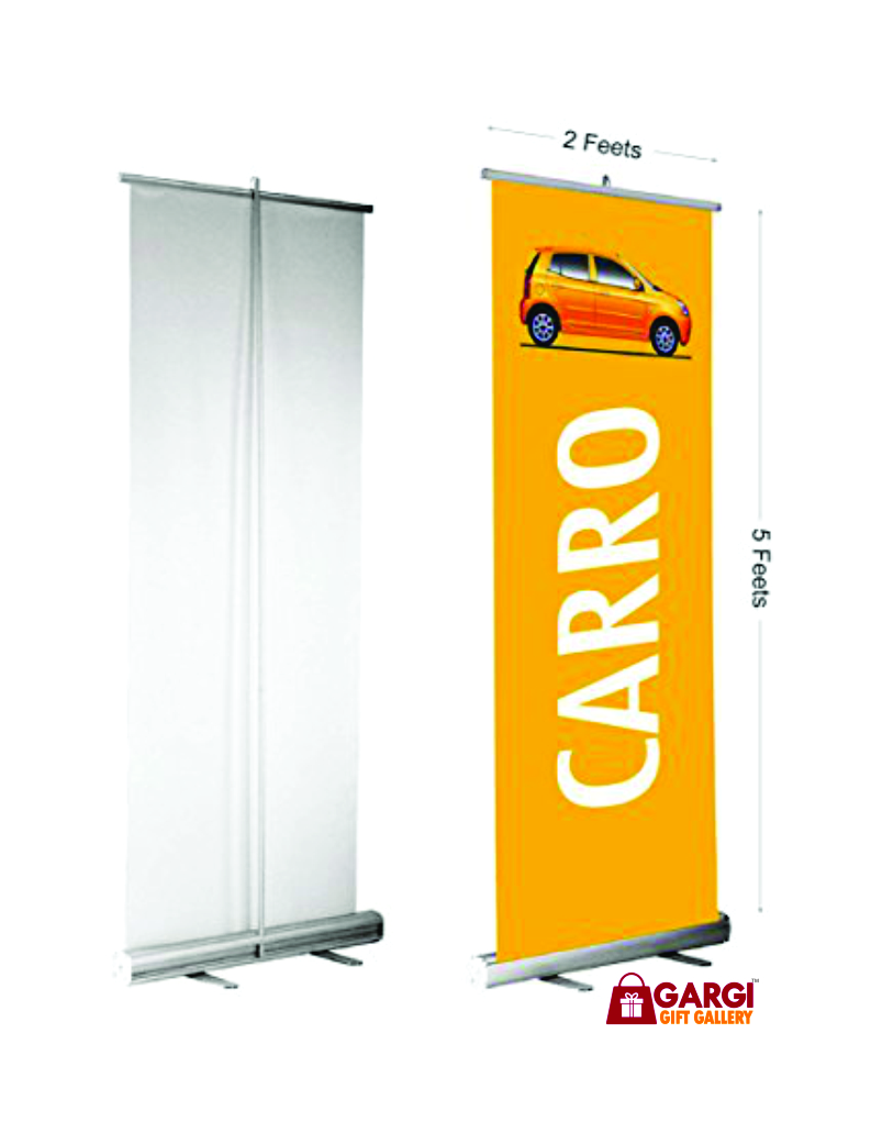 Printing Roll Up Stand