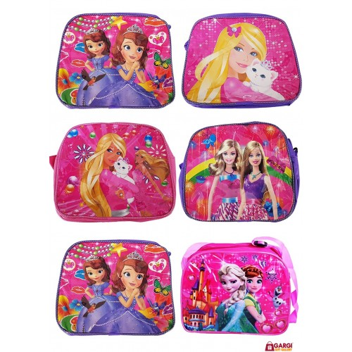 Return Gifts Birthday Party Girl Bags For Travel Little Girls Disney Frozen Pack Of 6