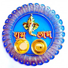 Pooja Thali - Acrylic