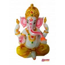 Lord Ganesha Statue \Multicolor\Home Decor\God Statues