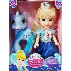 Princess Fashion Doll