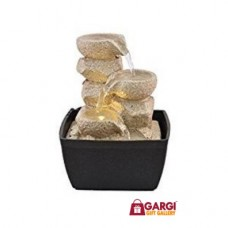 Special Premium Resin Water Fountain for Home Decor