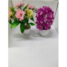 Artificial Flower Pair of 2